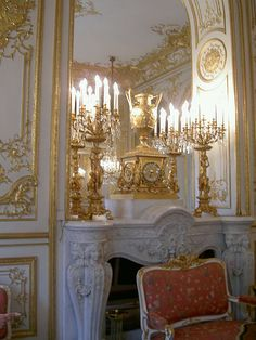 Hotel de Lassay Palais Bourbon Paris by philippeo0o0, via Flickr