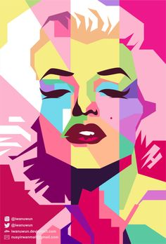 Marylin Monroe ! by iwanuwun on DeviantArt    This image first pinned to Marilyn Monroe Art board, here: http://pinterest.com/fairbanksgrafix/marilyn-monroe-art/    #Art #MarilynMonroe