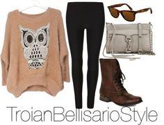 troian bellisario style | Tumblr