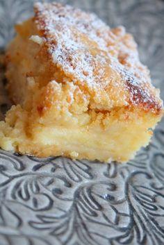 vaniljhjärtan_citronhjärtan_vaniljrutor_i_långpanna Cookie Desserts, No Bake Desserts, Delicious Desserts, Yummy Food, Raw Food Recipes, Baking Recipes, Cake Recipes, Dessert Recipes, Kolaci I Torte