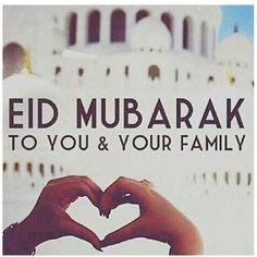 Eid Mubarak For All Muslim People Happy Day ✅❤✅❤ Eid Adha Mubarak, Eid Mubarak Images, Eid Mubarak Wishes, Happy Eid Mubarak, Eid Images, Jumma Mubarak, Eid Ul Fitr Quotes, Eid Quotes, Allah Quotes