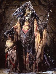Skeksi's from The Dark Crystal