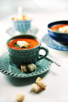 Tomato Soup (Italian food)