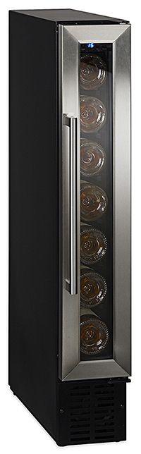 Climadiff vinkøleskab til indbygning - AV7X (B: 14,5 x H: 86/89 x D: 47,5 cm) | Vinkøleskabe og vinopbevaringsskabe fra Vinkøleskabet.dk