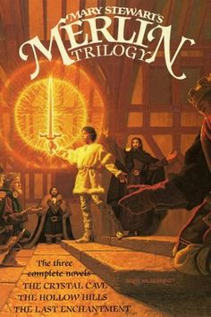 Mary Stewart's Merlin Trilogy, beautifully written historical fiction