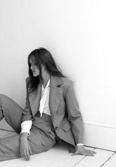 Autumn (August 2014): Photography KAROLIINA BÄRLUND Styling MILENA MIHIC at Ellison Lee Makeup NICKY WEIR at Sarah Laird Hair JAMIE MCCORMICK at Frank Model ALEX at Models 1 Stylist assistants JESSICA DE LA CHESNAIS, ROBERTA HOLLIS