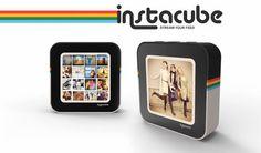 Bem Legaus!: Instacube: o cubo de Instagram