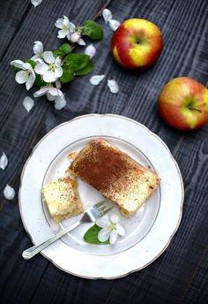 Ein erfrischendes Apfeltiramisu schmeckt richtig schön fruchtig. #tiramisu #apfel #dessert