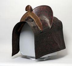 A császári nyereg újjászületése by Magyar Nemzeti Múzeum, via Flickr ~ 16th century gilt leather saddle