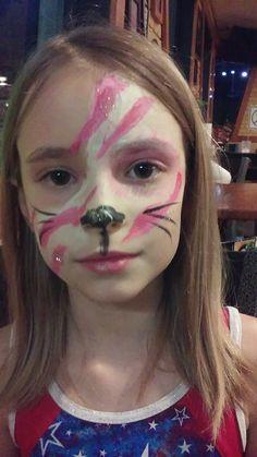 #pinktigerfacepaint #tigerfacepaint #candycanefacepaint #funfacesballooncreatonsfacepaint