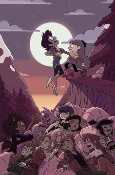 Cartoon Games, Cartoon Shows, Cartoon Art, Cartoon Crossovers, Anime Crossover, Princess Of Power, No Name, Owl House, T Rex