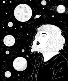 line illustration | Tumblr