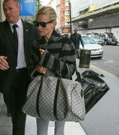 ea3b9a29956ec8 The Many Bags of Kate Moss Gucci Monogram, Chanel Handbags, Kate Moss Style,