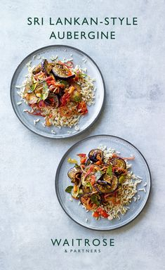 Vegetarian Dinners, Vegetarian Recipes, Healthy Recipes, Indian Food Recipes, Asian Recipes, Clean Eating Recipes, Cooking Recipes, Waitrose Food, Veggie Dinner