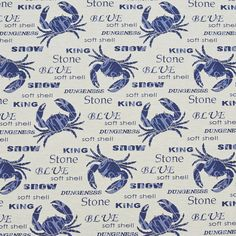 The K1070 upholstery fabric by KOVI Fabrics features Animal or Skins, Beach or Nautical, Novelty pattern and Dark Blue, Light Blue, White or Off-White as its colors. It is a Damask or Jacquard type of upholstery fabric and it is made of 64% cotton, 36% polyester material. It is rated Exceeds 50,000 Double Rubs (Heavy Duty) which makes this upholstery fabric ideal for residential, commercial and hospitality upholstery projects. This upholstery fabric is 54 inches wide. Call or contact us