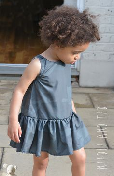Charlie dress ♥ Needle and Ted   #charliedress