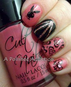 playboy nails