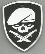 SPECIAL FORCES SKULL SWAT COMBAT TACTICAL BADGE MORALE PVC VELCRO MILITARY PATCH Velcro Patches, Cool Patches, Skull Logo, Skull Art, Special Ops, Special Forces, Tactical Patches, Tactical Gear, Moral Patch