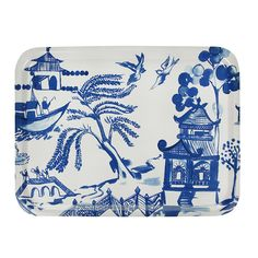 Discover the Bluebellgray Willow Tray - 43x33cm at Amara