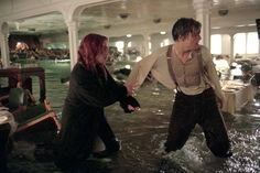 "James Cameron's blockbuster epic ""Titanic"" returns to theaters in 3D. Does this romantic drama still soar? Or is it, as one crabby critic wrote long ago, dead in the water? http://ti.me/Hqe0Kr"
