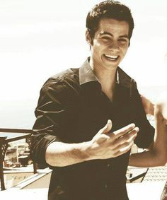 Dylan O'Brien why are you so cute?<<< the world may never know <3