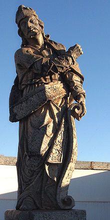 Alejadinho, Profeta Ezequiel