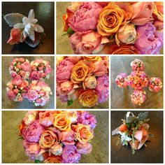 june wedding - www.DragonflyFloral.com - #winecountrywedding #dragonflyfloral Wedding Bells, Wedding Flowers, June Events, Wedding Stuff, Our Wedding, June 6th, Coral Color, Future Husband, Getting Married