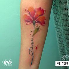 Tattoo Script, Tattoo You, Life Tattoos, New Tattoos, Miami Ink, Miami Tattoo, Tattoo Ideas, Tattoo Designs, Custom Tattoo