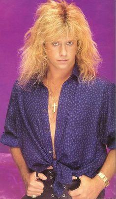 Bobby Blotzer 1985