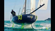 SEAir's Mini 747 will soon be back in testing, now that KALA's decoration has been finalised. #sea #port #sailing #boat #digital #magazine #leisure #yacht #sealovers #holidays #portview #classicboats #regatta #maxiyachts #seatrail #luxury #boating #sail #sailorsworld #sailingstagram #YACHTINGLIFESTYLE #discover #followus #sailrepublic @sail_republic @seair.gravity