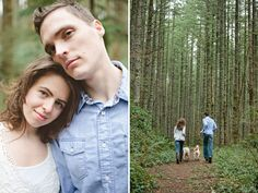 Engagement Photos with a Canoe: Celia + David  Found what I'm doing for engagement photos!