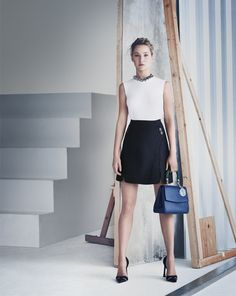 Jennifer Lawrence Is Stunning Per Usual in New Dior Handbag Campaign?Take a Look! | E! Online Mobile