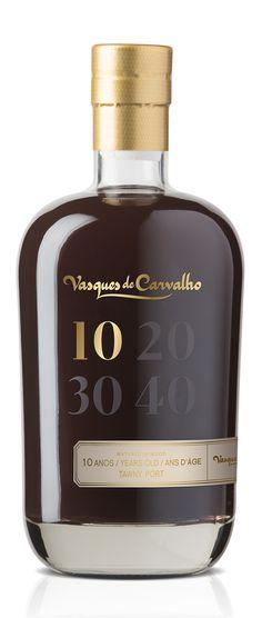 VINHO DO PORTO VASQUES DE CARVALHO TAWNY 10 ANOS