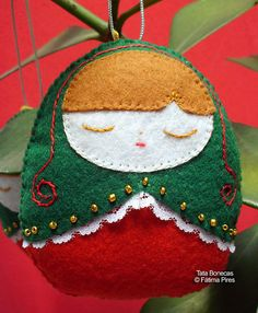 Matrioska natalina! : )   Flickr – Compartilhamento de fotos!
