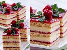 Druh receptu: Sladkosti - Page 13 of 326 - Mňamky-Recepty. Layer Cake Recipes, Cupcake Recipes, Baking Recipes, Cupcake Cakes, Dessert Recipes, Layer Cakes, Just Desserts, Delicious Desserts, Best Vanilla Cake Recipe