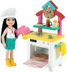 Mattel Barbie, Barbie Kids, Barbie And Ken, Barbie Dolls, Barbie Club, Barbie Chelsea Doll, Baby Barbie, Barbie Stuff, Girl Dolls