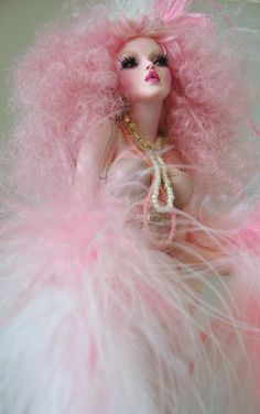 Cotton Candy Burlesque by Nicole West