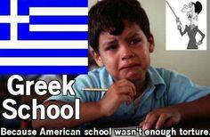 Haha so true Greek Memes, Funny Greek, Greek Quotes, Greek Sayings, Greek Flag, Haha So True, Greek Language, Greek Culture, Greek Music