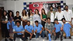 "MTV ""Date To Remember"" Auditions at Sanskriti University Mathura #MTV #DateToRemember #auditions #SanskritiUniversity #Mathura"