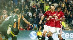 One day Marcus Rashford 'will take over everything' claims Zlatan Ibrahimovic