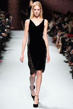 Nina Ricci   Fall 2014 Ready-to-Wear   Charlene Högger