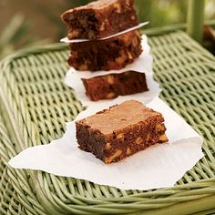 Perfect Picnic Brownies | Coastalliving.com