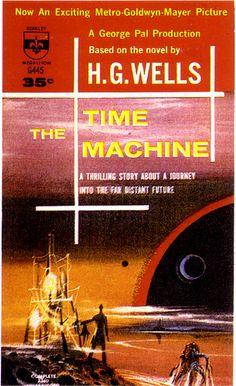 fantastic vintage science fiction art by modern_fred, via Flickr