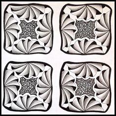 Tangled Tuesday No. 85 - blog post by Laurel Regan of Alphabet Salad / Ten Thousand Tangles.
