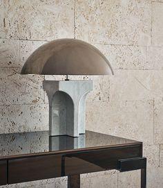 Fendi Casa table lamp.