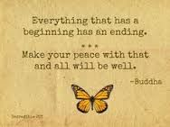 ... all will be well.