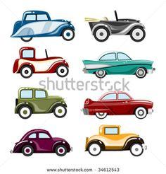 Classic Car Icon 스톡 사진, 이미지 및 사진 | Shutterstock