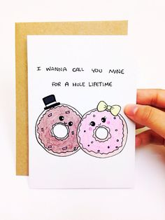 Cute Love Card for Girlfriend  Anniversary Card for Wife