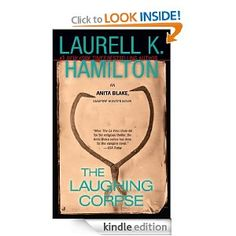 The Laughing Corpse- Laurel K. Hamilton