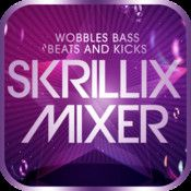 SkrillX Mixer Pro  by LifeVision Studios -  Get the hottest beat producer app and create Dubstep beats today!